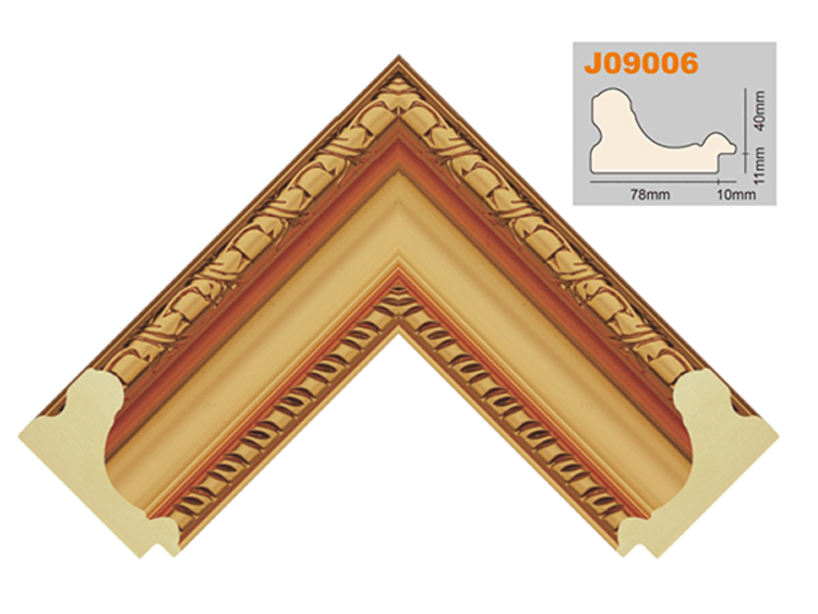 Gold Frame Mouldings